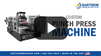 Custom Punch Press